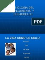PPT FISIOLOGIA - DESARROLLO