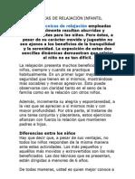 TÉCNICAS DE RELAJACIÓN INFANTIL