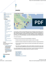 DOD- Community - Learning Registry MAP