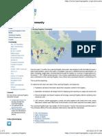 DOD- Community - Learning Registry MAP