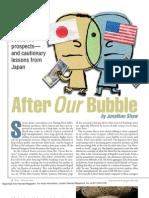 Harvard Magazine-America Economic Prospects