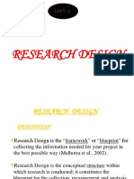 Research Methodology unit 3