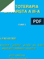 Ki.Varst. III  curs I