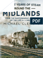The Last Years of Steam Around the Midlands