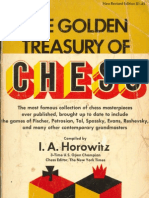 I. a. Horowitz - The Golden Treasury of Chess