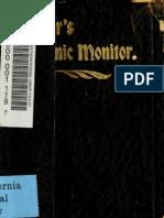 Shaver's Masonic Monitor (1907)