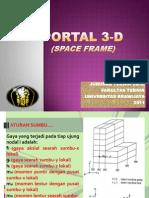Anstruk 2 Portal 3 d
