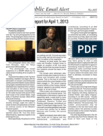 445 - Benjamin Fulford Report for April 1, 2013