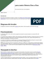Motor_Paso a Paso LPT1