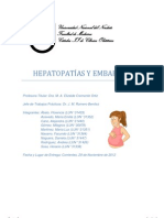 HEPATOPATÍAS Y EMBARAZO
