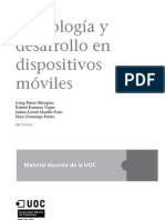 Tecnologia Desarrollo Dispositivos Moviles