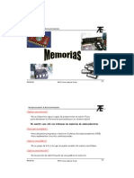 Multiples Tipos de Memoria.
