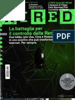 Wired ITalia Dicembre 2012