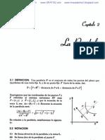 Capitulo 2 La Parabola