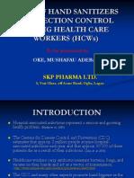 HSG Presentation