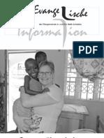 Evangelische Information März 2013