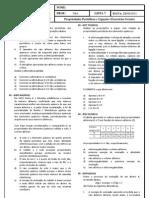 Lista-7-Prop Periodicas e Ligacoes