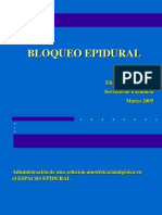 Adm3 Epidural