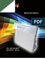 Router HG655b Manual