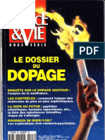 Dossier Du Dopage