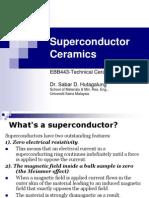Superconductor Ceramics
