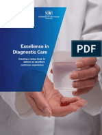 Excellence in Diagnostic Care