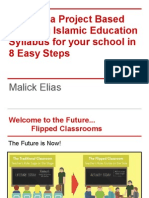 Project Based Learning Islamic Education Syllabus