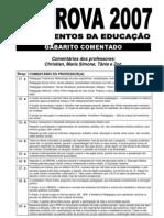 Respostas Comentadas Fundamentos da Educacao.pdf
