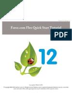 Salesforce Flash Builder Quickstart