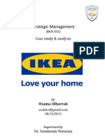 IKEA CASE STUDY & ANALYSIS