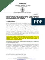 ESTUDIOS PREVIOS PARA LA ADQUISICIÓN DE MANTENIMIENTO DE LA TORRE DE CONTROL TOLEMAIDA