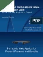 Barracuda WAF
