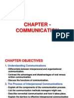 Communication Chapter