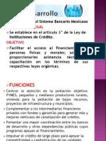 Banca Dedes Arrollo Mercado s