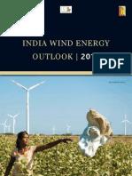 India Wind Energy Outlook 2012