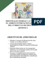 Teorias Principales en El Mbito Internacional