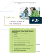 Business Communications Ch01