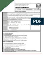 Plan y Programa de Evaluacion 5 HIST UNIVERSAL