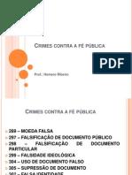Crimes Contra a Fe Publica