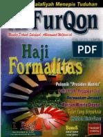 Majalah Al Furqon Edisi 5 Thn 3