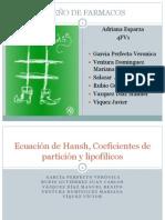 Factores Lipofilicos, Etc