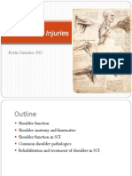 SCI Shoulder Injuries