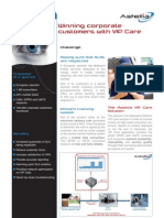 Winning Corporate Customers With VIP Care Case Study Rb