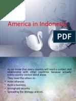 America in Indonesia-Rose