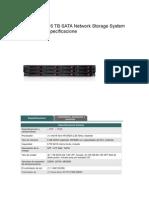 HP X1600 G2 6 TB SATA Network Storage System