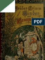 Kinder-und Hausmärchen, gesammelt durch die Brüder Grimm