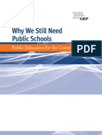 Why We Still Need Public Schools