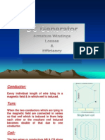 DC Generator Armature Windings)