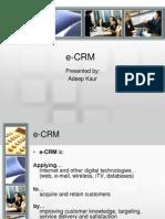 E-CRM