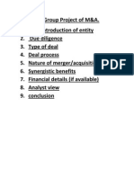 Format for Group Project of M (2)